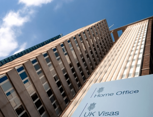 What is Sole Representative Visa UK?